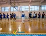 Игра за кубок по волейболу