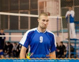 Участник Анапской команды по волейболу