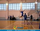 Борьба за кубок по волейболу