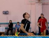 Команда Портовик по волейболу