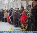Митинг в день памяти воинов-интернационалистов в Темрюке