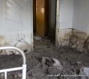 Разрушенный наводнением дом Евдокии Ворилжановой