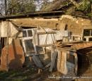 Пострадавший от наводнения дом Соколовой Марии
