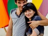 День семьи, любви и верности в Темрюке. Фотограф Виталий Лоза