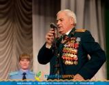 Открытие военно-патриотического месячника в Темрюке