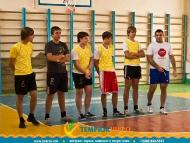 Сборная команды по баскетболу