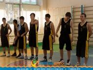 Сборная школы города Темрюка