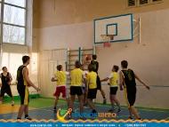 соревнования по баскетболу в Темрюке
