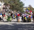 Парад колясок в Темрюке