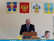 Выступление главы города Темрюка А.Войтова