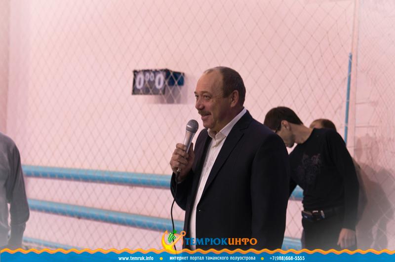 Глава Темрюкского городского поселения Войтов А.Д.