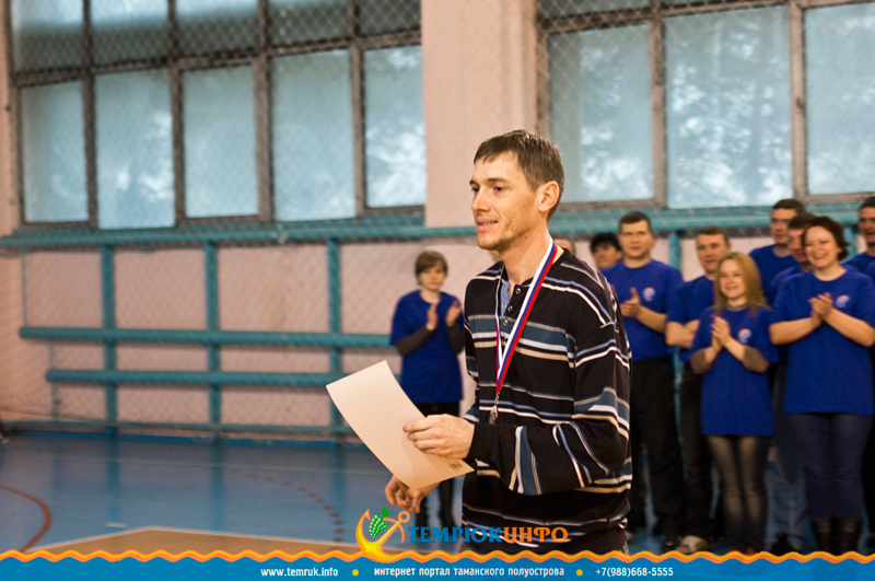 Награждение участников соревнований