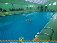Плавательный бассейн в Кучугурах Темрюкский район