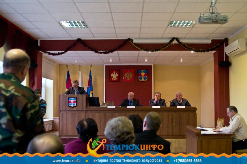 Доклад А.Е. Зимина об итогах работы Общественного Совета