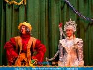 Театрализованное представление в Темрюке