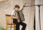 Концерт в Темрюке памяти поэта Геннадия Морозова