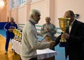 Состоялось подведение итогов спортивных соревнований 2011 в Темрюке
