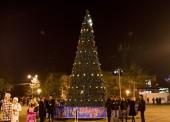 Темрючане встретили Новый 2012 год!