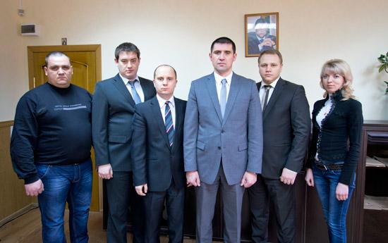 Колектив Темрюкского отдела Следственного комитета России