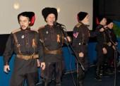 В Темрюке состоялось открытие военно-патриотического месячника