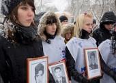 В Темрюке состоялся митинг посвященный дню памяти воинов-интернационалистов