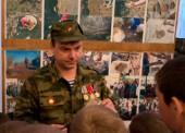 Накануне Дня защитника Отечества поисковики сделали детям подарок