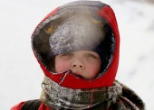 Из-за холодов отменены занятия во всех Темрюкских школах и детских садах