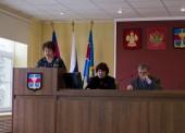 Очередная сессия совета депутатов Темрюкского района