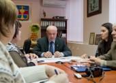 Пресс-конференция с главой Темрюкского района Иваном Василевским
