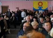 Продолжается подведение итогов работы глав поселений Темрюкского района