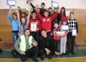 В Темрюкском районе прошли детские туристские игры, посвященные Дню защитника Отечества