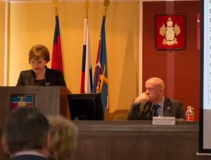 Доклад Анны Морозовой