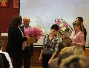Иван Вкасилевский поздравляет работников культуры