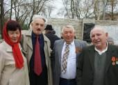 В Темрюке отметили Международный день освобождения узников фашистских концлагерей