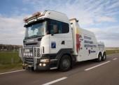 О временных ограничениях движения грузового автомобильного транспорта в весенний и летний период 2012 года