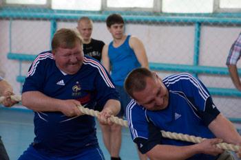 """Спортивные мероприятия в клубе """"Барс"""""""