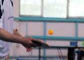Темрючане приняли участие в краевых соревнованиях по настольному теннису