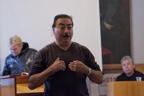 Американский эколог Джесси Маркез