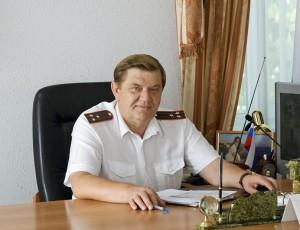 Александр Смирнов Командир роты ДПС города-курорта Анапа