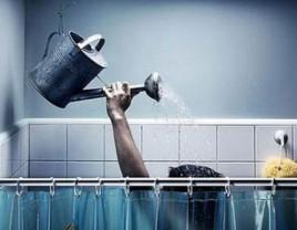 Нет горячей воды