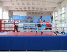Турнир по боксу в Темрюке