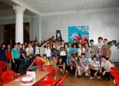 Вчера завершился сезон игр «Что? Где? Когда?» между школьниками и студентами Темрюкского района