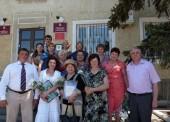 В администрации Темрюкского района прошел торжественный прием лучших медицинских сестер