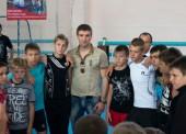 Интервью с чемпионом мира по боксу Дмитрием Пирогом