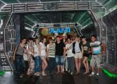 В минувшее воскресенье молодежь из станицы Старотитаровской побывала в самом крупном кинотеатре по ЮФО