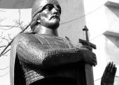 В это воскресенье в Темрюке состоится торжественное открытие бюста Александра Невского