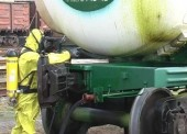 В порту Темрюк незаконно перегрузили метанол