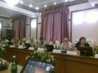 Общественный экологический совет при главе администрации Краснодарского края