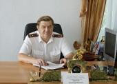 Начальник РДПС г. Анапа Александр Смирнов