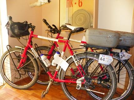 Украденные в Темрюке велосипеды
